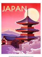 Image of Japan in the world. Japan brand image 2014.